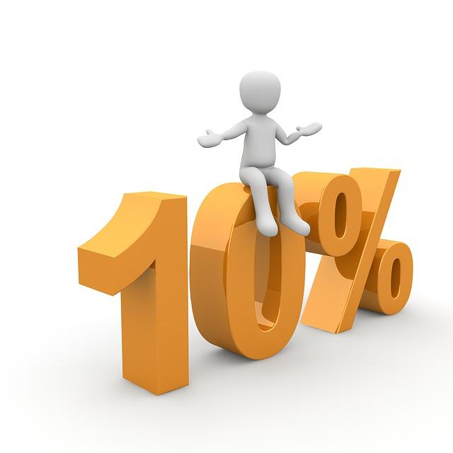 deset procent