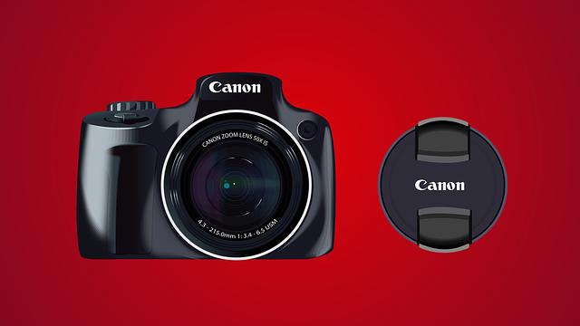 foťák Canon