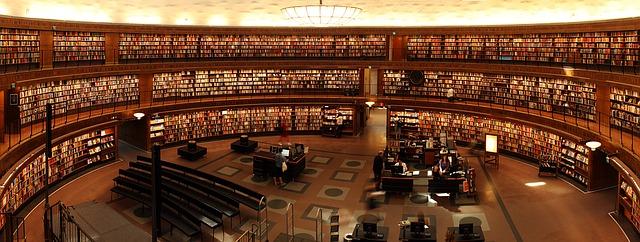 knihovna pro studenty