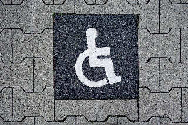 Piktogram pro invalidy