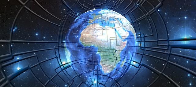 propojená planeta